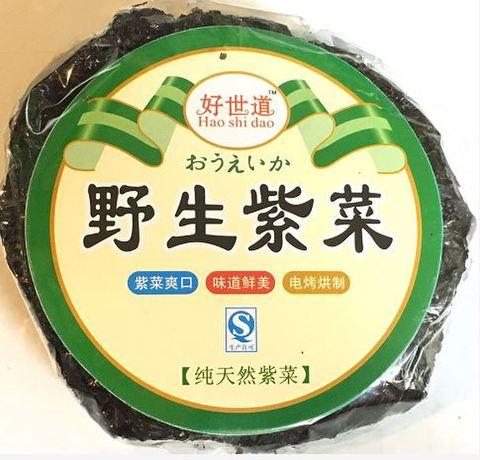 野生紫菜-のり 60g