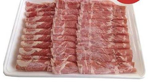 冷冻羊肉片  400g