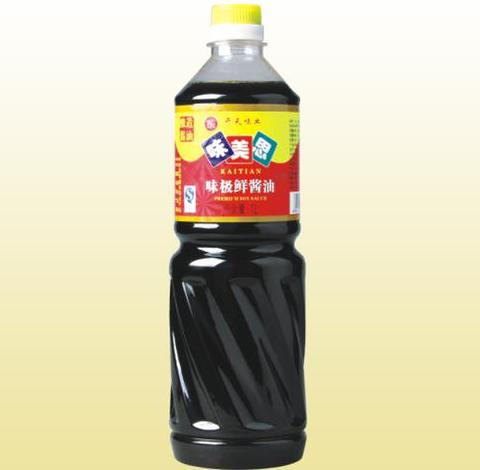 味达美 味极鲜 酱油-味極鮮醤油 1L
