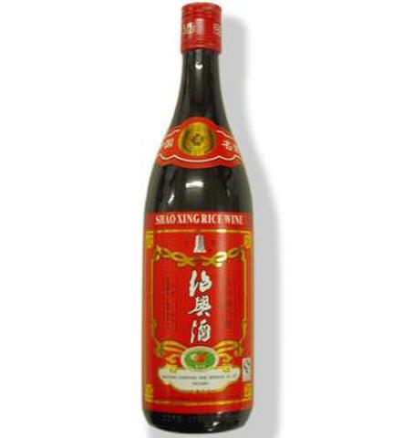 绍兴酒 - 紹興酒 五年陳