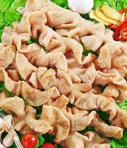 冷冻猪大肠肥肠 - 豚ホルモン 900g