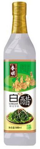 春明 白醋- 白酢  500ml