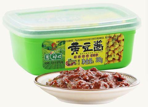 欣和 葱伴侣 黄豆酱-300g/盒