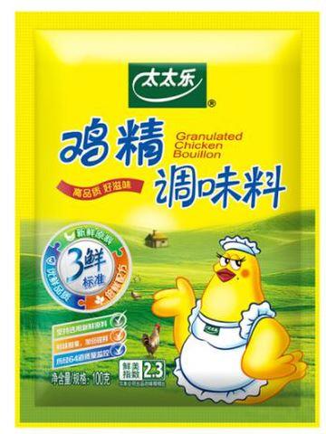 太太乐 鸡精-鶏がらスープの素 100g