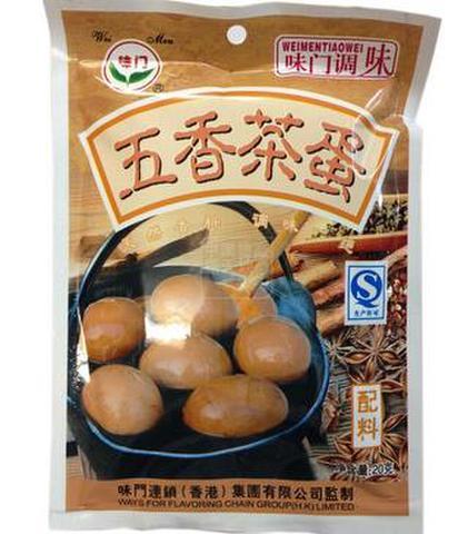五香茶蛋调味包-茶卵の素 20g