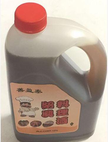 绍兴料酒 - 料理酒 紹興酒 1500ml