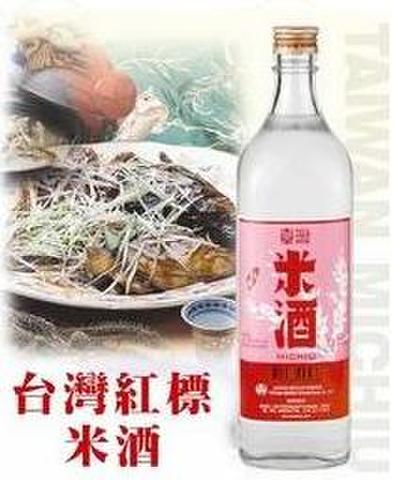 台湾米酒 -- 台湾米酒 600ml