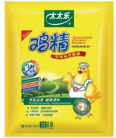 太太乐 鸡精-鶏がらスープの素 500g