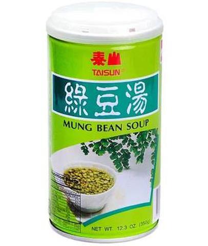 泰山 绿豆汤-緑豆のスープ(スイーツ)350ml