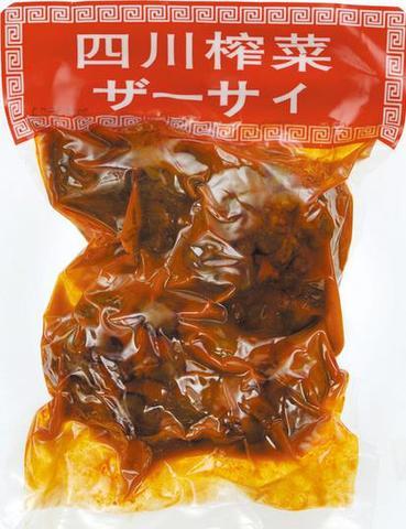 榨菜 - ザーサイ 500g