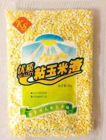 玉米碴子(大)トーモロコシ 400g