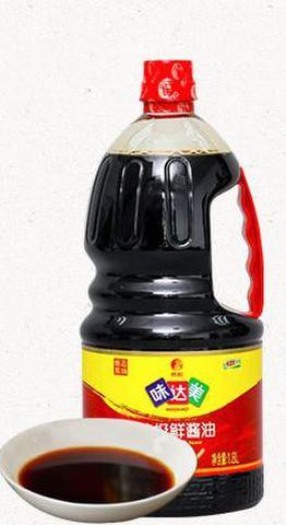 味达美 味极鲜 酱油-味極鮮醤油 2L