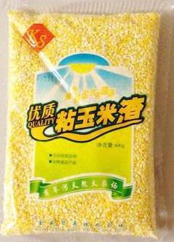 玉米碴子(小) 400g