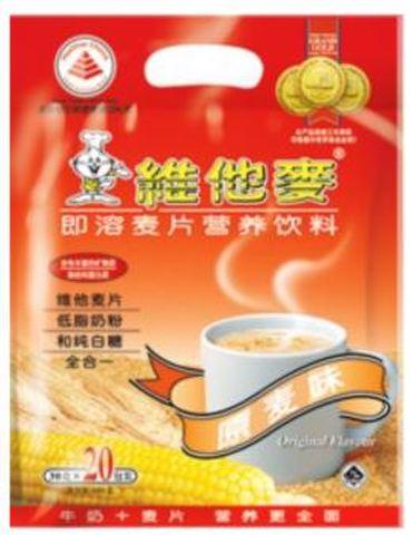 维他麦 原香味 麦片  600g(20小包)