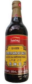 海天 老抽王酱油-海天醤油 500ml
