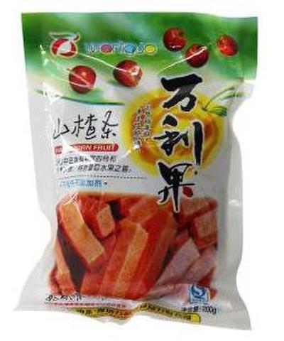 万利果 山楂条 - サンザシ菓子 200g