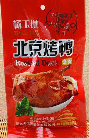 杨玉琳 北京烤鸭 其他豆制品 辣条辣片 116g