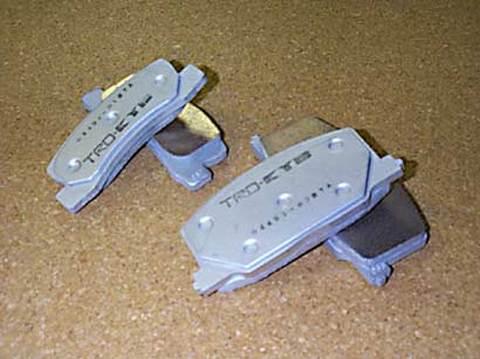 ASI・SAFARI用ブレーキパッド フロント(ST185用)