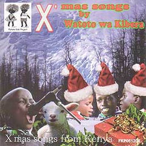 音楽CD:X'mas songs (クリスマス)