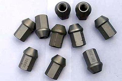 ENKEI 超硬質アルミ 軽量ホイールナット・貫通(L=35)