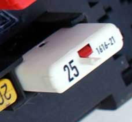 ヒューズ25A