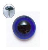 12mm  エクセレントグラス・アイ  ダークブルー