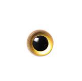7.5mm ゴールド  クリスタルアイ