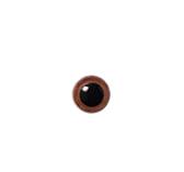 4.5mm  ブラウン  クリスタルアイ