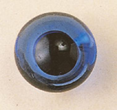 8mm  エクセレントグラス・アイ ブルー