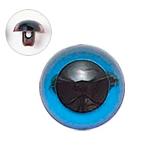 12mm  プラスチックアイ クリスタルカラー  クリスタルブルー
