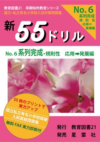 新55ドリル6「系列完成」応用~発展編