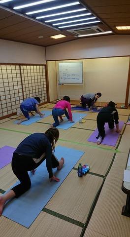 4/29(祝)横浜開催☆yung横浜ヨガクラス