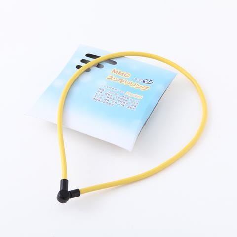 健康ネックレス 塩化ビニール製 脱着器付 健康楽々くん