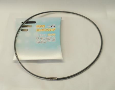 健康ネックレス 首用シリコン製 サイズ S・M・L・F (黒)