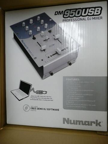 Numark DM950USB