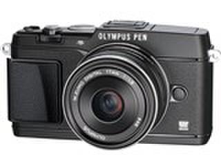 OLYMPUS PEN E-P5 17mm F1.8レンズキット [ブラック]