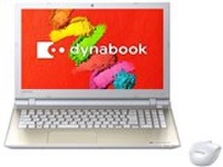 dynabook T75 T75/TG PT75TGP-BWA [サテンゴールド]