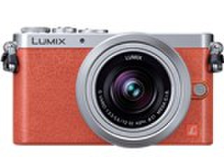 LUMIX DMC-GM1K-D レンズキット [オレンジ]