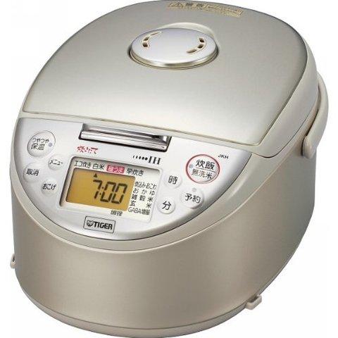 タイガー 炊きたて JKH-V100-C [ベージュ]