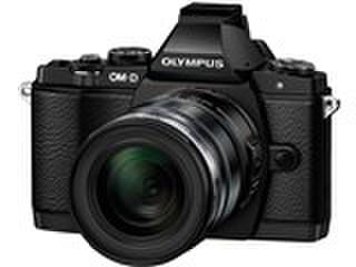 OLYMPUS OM-D E-M5 レンズキット [エリートブラック]
