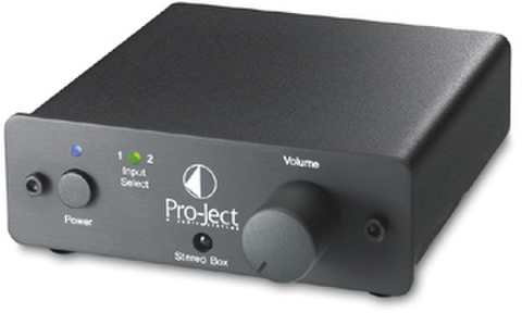 Pro-Ject Stereo Box BLK [ブラック]