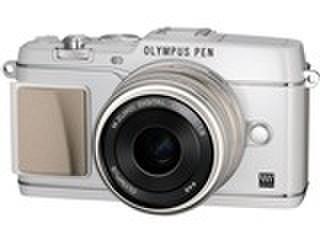 オリンパス OLYMPUS PEN E-P5 17mm F1.8レンズキット [ホワイト]