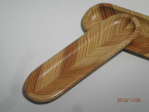 おしぼり置き・茶色(PB080502)