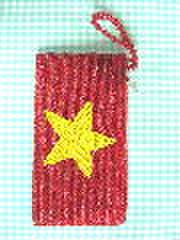 ベトナム国旗ポーチ