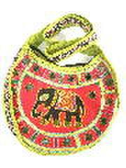 象刺繍バッグ klpc-a1