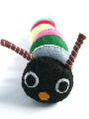 芋虫の玩具