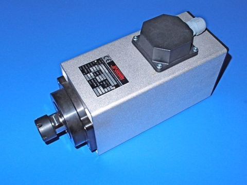 高速スピンドルモーター3.3KW-18000RPM