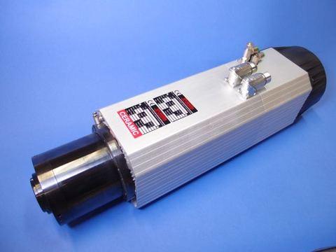 ATC対応ビルトインスピンドルモーター
