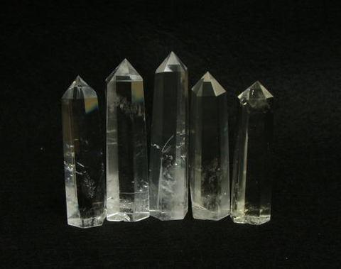 [単品]天然水晶ポイント【AA】2XLサイズ