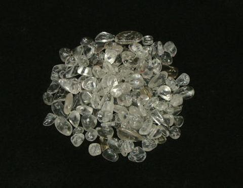 天然水晶さざれ石(ブラジル産)【A】500g